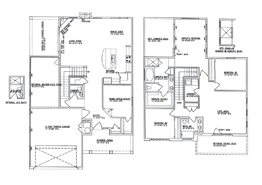 Raylee Homes Floor Plans: TheSafetyFloorplan