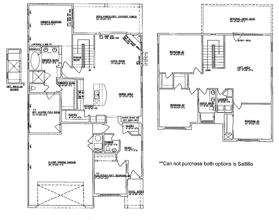 The Tackle Floorplan