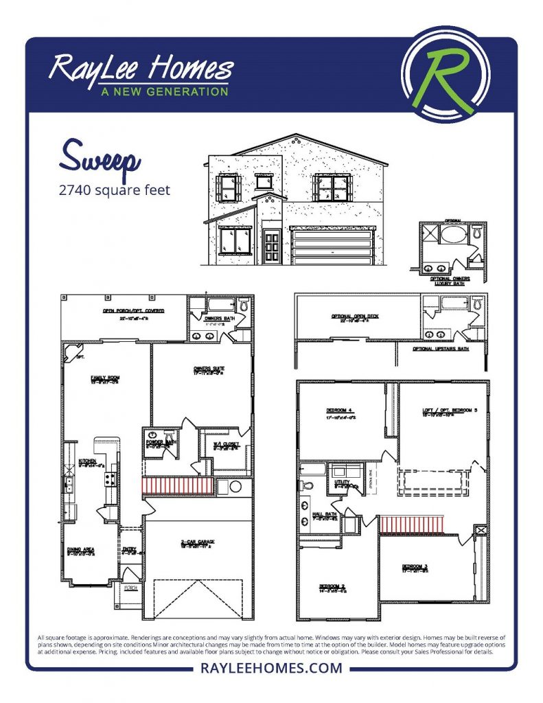 The Sweep RayLee Floorplan