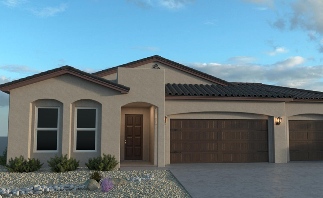 New RayLee Home